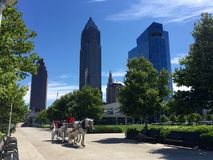 Cleveland stock photos