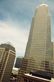 Cleveland Skyscrapers Stock Images