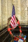 Cleveland war memorial Stock Images