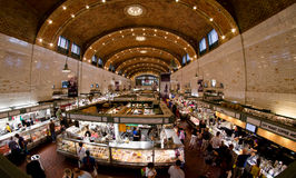 Cleveland West Side Market Royalty Free Stock Photography