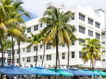 The Clevelander Hotel Stock Images