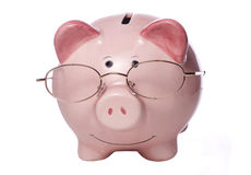 Clever savings Stock Image