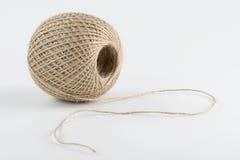 Clew della corda Immagini Stock