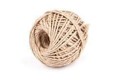 Clew of rope royalty free stock photo