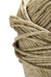 Clew of rope background Stock Photos