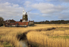 Cley Mill 1 Royalty Free Stock Image