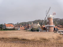 Cley Next the Sea Norfolk Royalty Free Stock Photo