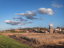 Cley Next the Sea Norfolk Royalty Free Stock Photography