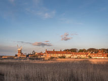 Cley Next the Sea Norfolk Stock Photography