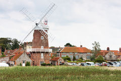 Cley windmill north norfolk Stock Images