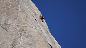 Cliber della roccia video d archivio