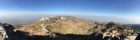 Clic de panorama d'Abu Best de bâti Image stock