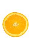 Clice arancio immagine stock