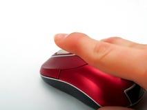 click mysz Zdjęcie Stock