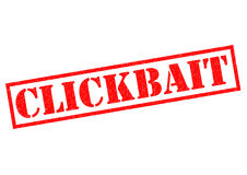 CLICKBAIT Stock Photography