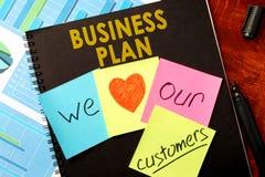 Client retention concept. Stock Images