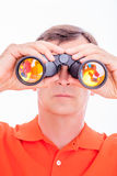 Client Search Stock Image