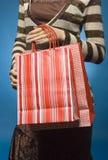Cliente femminile Fotografia Stock Libera da Diritti