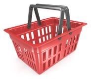 Clientes que hacen compras en el supermercado Foto de archivo libre de regalías