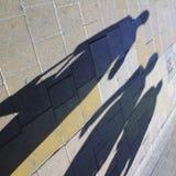 Clienti del via principale Fotografia Stock Libera da Diritti