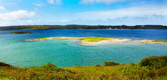 Clifden bay Royalty Free Stock Photography