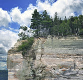 Cliff Royalty Free Stock Photo