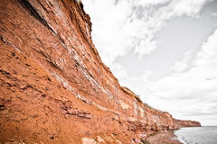 Cliff Royalty Free Stock Photography