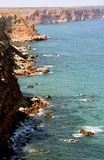 cliff Zdjęcie Stock