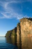 cliff Zdjęcia Stock