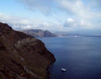 cliff Στοκ φωτογραφίες με δικαίωμα ελεύθερης χρήσης