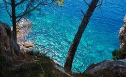 cliff Στοκ Εικόνα