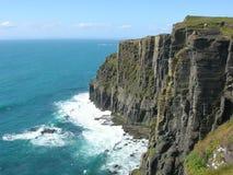 cliff. Obrazy Royalty Free