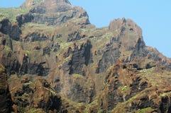 Cliff Background Fotografia Stock Libera da Diritti
