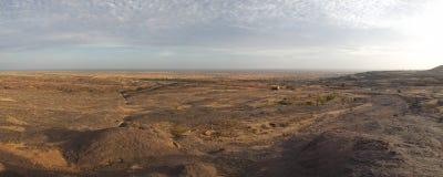 Cliff of Bandiagara Stock Images