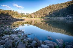 Cataract Gorge reserve Royalty Free Stock Photography