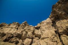 Cliff cyprus Stock Photos