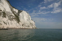 Cliff of dover Royalty Free Stock Photos