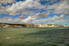 Cliff in Dover Royalty Free Stock Photography