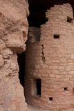 Cliff Dwelling Royalty Free Stock Photography
