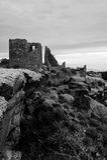 Cliff Dwelling royaltyfria foton