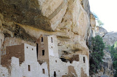 Cliff Dwelling Stock Afbeeldingen