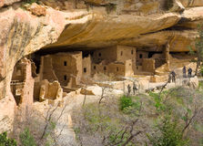 Cliff Dwellings Stock Photos