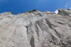 Cliff Face Foto de archivo libre de regalías