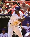 Cliff Floyd, New York Mets Fotografie Stock