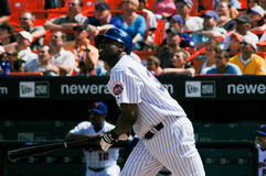 Cliff Floyd, New York Mets Stock Foto