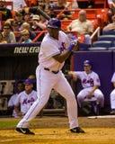 Cliff Floyd, New York Mets. Stock Photos