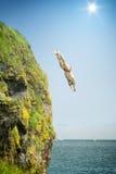 Cliff Jumper Stock Afbeeldingen