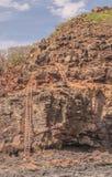 Cliff Ladders lizenzfreie stockfotos