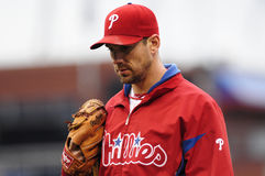 Cliff Lee Royalty Free Stock Photos