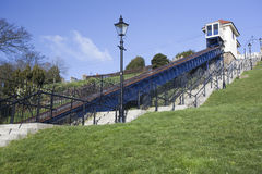 Cliff Lift, Southend-on-Sea, Essex, England Royalty Free Stock Images